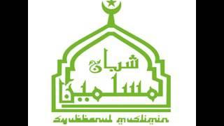 Selamat ulang Tahun Guru Kecilku Syubbanul Muslimin