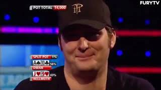 Proof That Phil Hellmuth Is An AMAZING Poker Player!