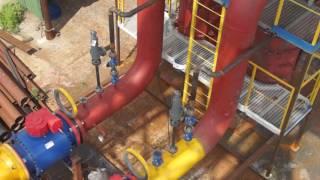 Дожимная компрессорная станция сепарационное оборудование подготовки газа