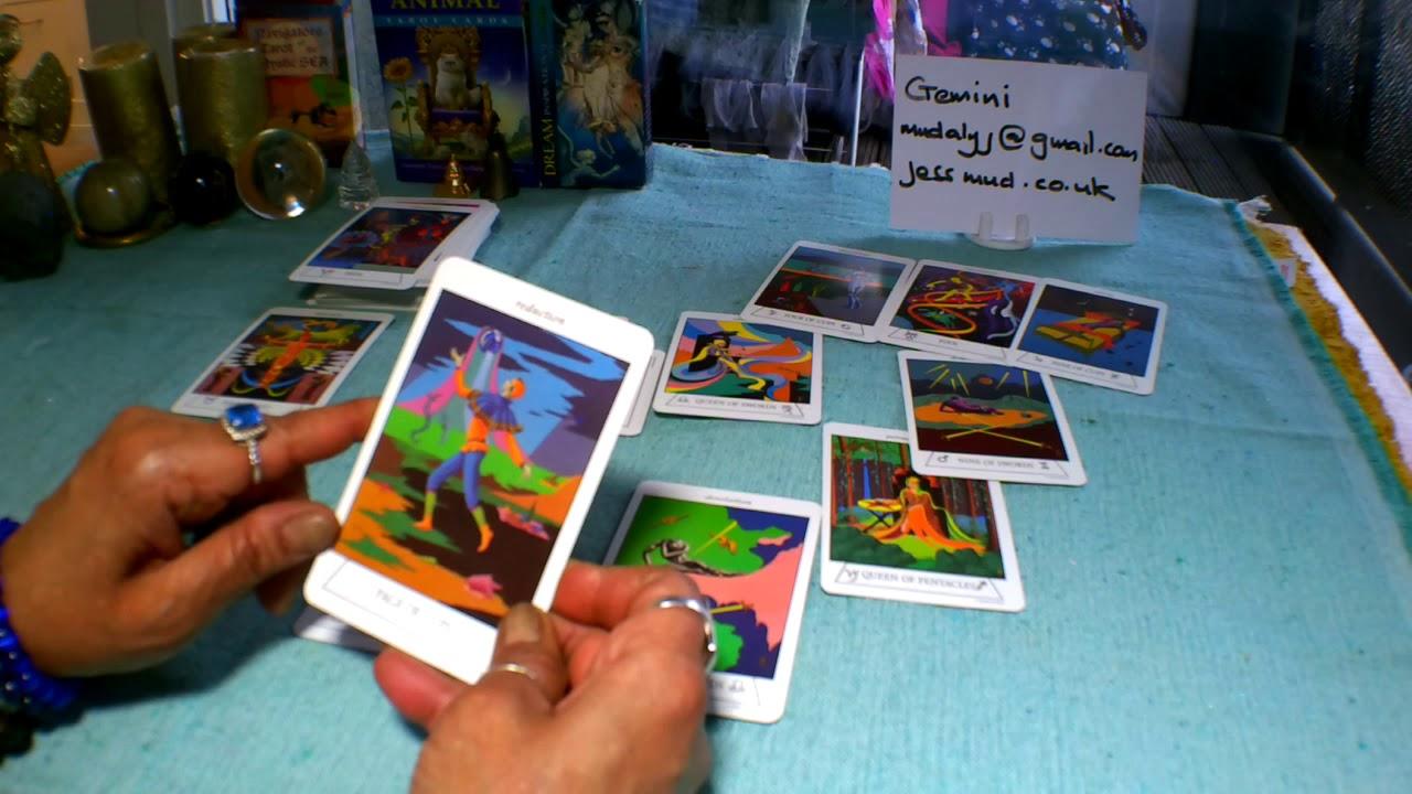 gemini weekly 11 to 17 tarot