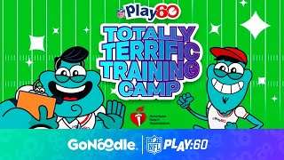 NFL PLAY 60 Totally Terrific Training Camp