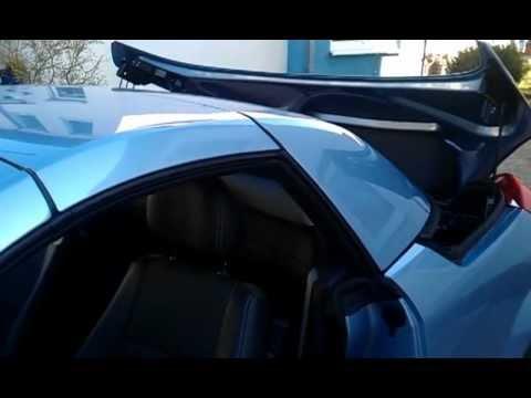 opel tigra twintop cabrio dach ffnet sich youtube. Black Bedroom Furniture Sets. Home Design Ideas