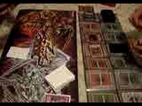 Chaos Assault vs Gravekeeper Game 1 |