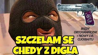 TYLKO DEAGLE! - 30 FRAGÓW challenge!