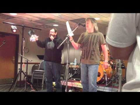 Crownbearer - STEVEN S. BILLINGS With JOHN SCHLITT Live
