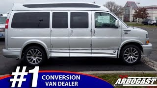 New 2020 GMC Conversion Van Explorer Limited SE  Hi-Top | Dave Arbogast Conversion Vans C14104