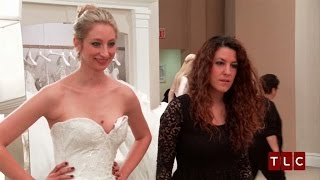 She Has to Get Married in Something | Say Yes to the Dress