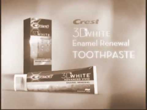 Crest 3D White Commercial