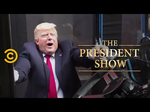 Everything's Going Great - The President Show