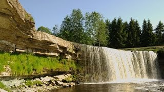 Download Video Jägala juga Waterfall (Estonia) MP3 3GP MP4