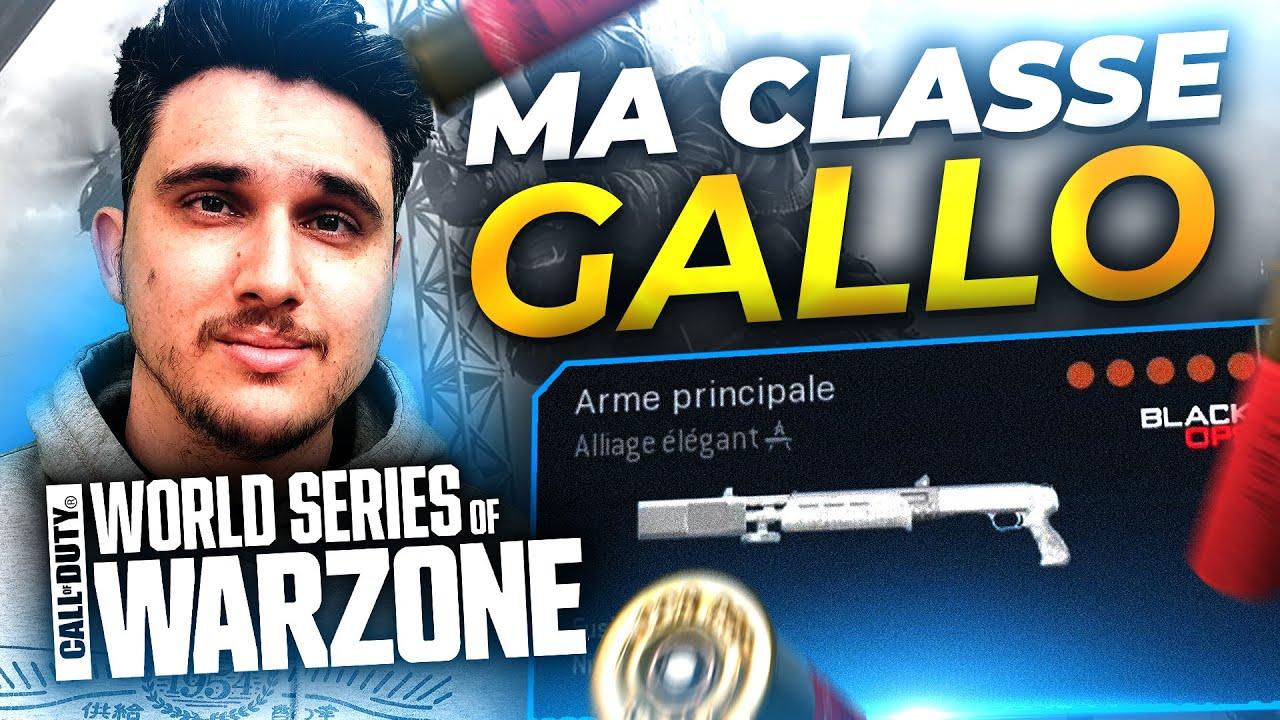 Download MA CLASSE GALLO POUR LES WORLD SERIES 🔥