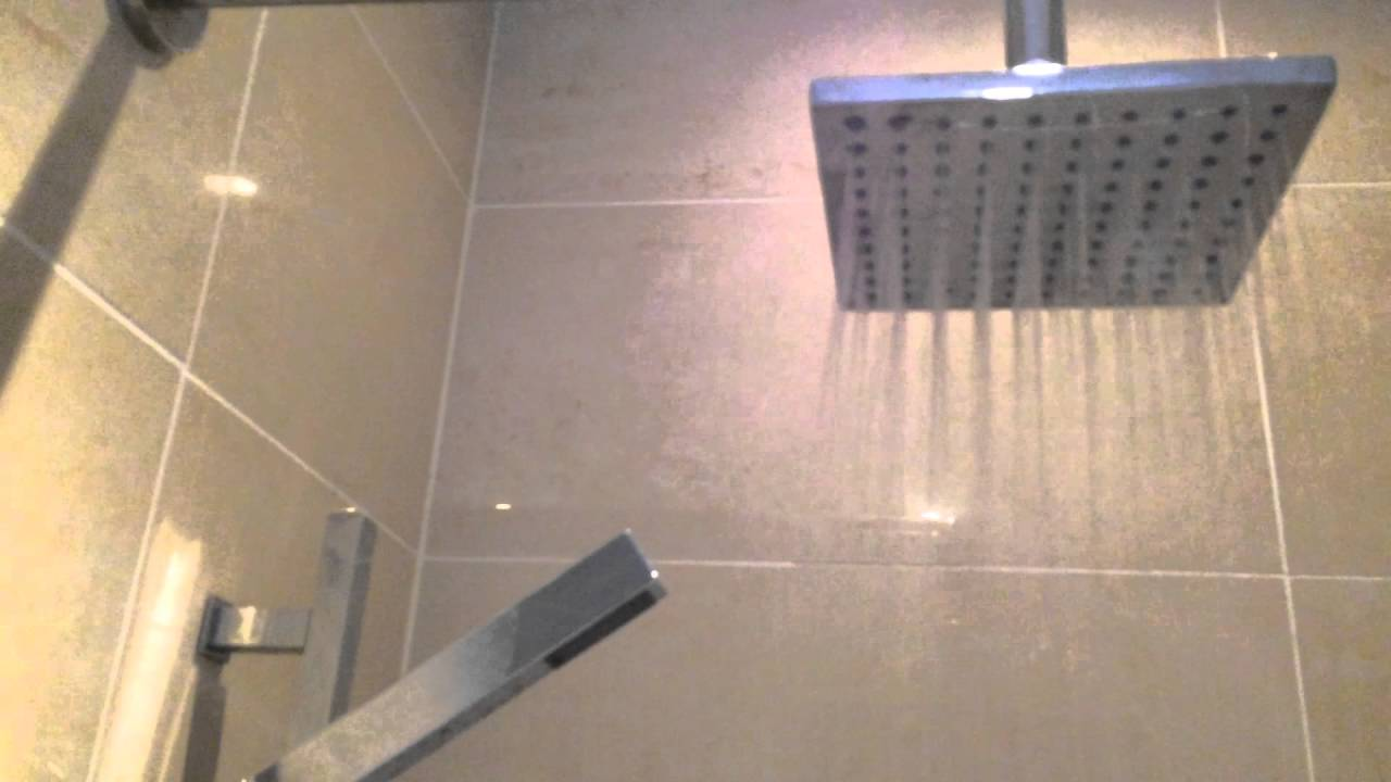 Hudson Reed triple shower valve video - YouTube