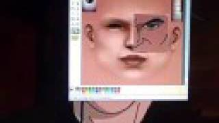 How to make Nathan Explosion on the Sims2/ Face Fisted