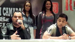 Zeze & Luciano en Paraguay 07 Impresion de Asuncion