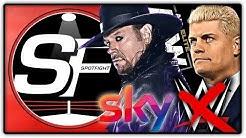 Sky streicht WWE aus Programm - und zeigt dafür AEW! Undertaker-Update! (WWE News, Wrestling News)