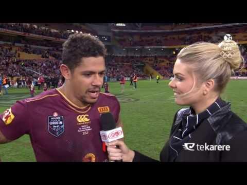 Queensland's Māori boy dubbed hat-trick hero