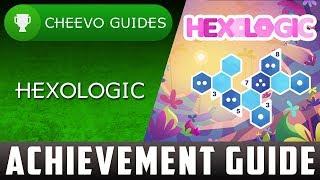 Hexologic - Achievement Guide - 100% Walkthrough screenshot 1