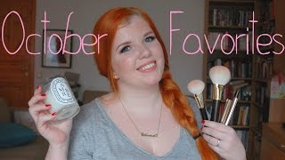 October Beauty Favorites 2014 Thumbnail