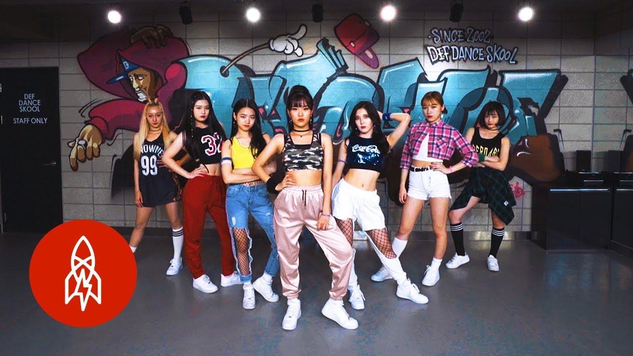 The Studio Making K-Pop Dreams a Reality