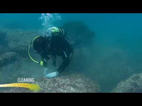 BlueMed - Underwater archaeological survey on the Cala Cicala shipwreck