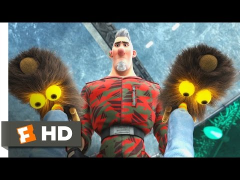 Arthur Christmas 8 10 Movie Clip Scared Of Everything 2011 Hd Youtube