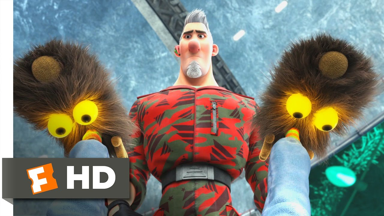 Arthur Christmas (2/10) Movie CLIP - Operation Santa Claus Is Coming to Town (2011) HD