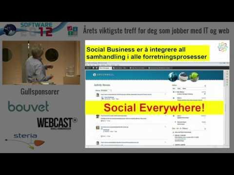 Dataforeningen, Software2012 - Social Business is real business