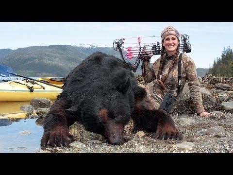 Melissa Bachman- Charging Alaska Bear- Winchester Deadly Passion Season 2