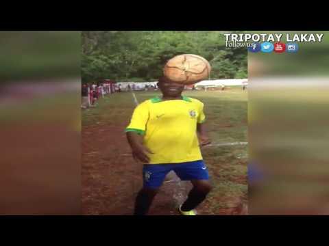 Guy Philippe nan Pestel ap Jwe Footbal...