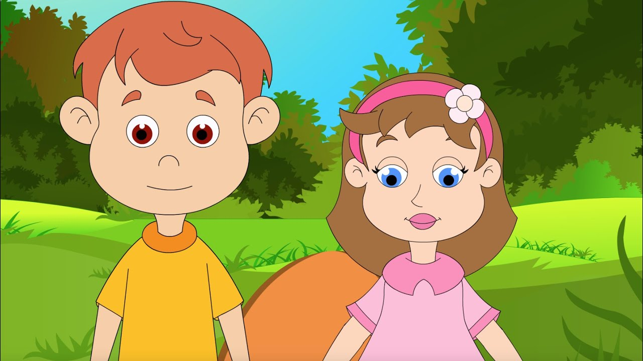 Jack And Jill Went Up The Hill | Nursery Rhymes for ...