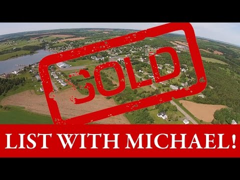 North Rustico development land minutes from Charlottetown Prince Edward Island property for sale