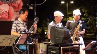 好男兒-周高俊(來賓)&楊千富-晨光樂團-2015-07-24-高美館Bigtom廣場