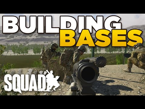 BUILDING BASES   SQUAD - FOB Construction & Defence
