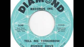 Ronnie Dove - Tell Me Tomorrow