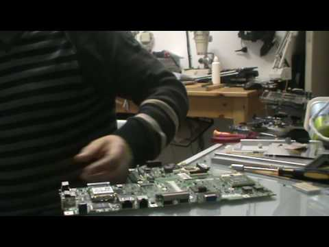Notebook Repair  Board Level Engineering Laptop Reparatie Amsterdam  (  2  )