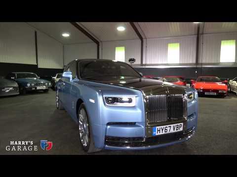 2018 Rolls Royce Phantom full review and road test