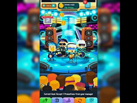 Hack Beat Bop Pop Star Clicker v 3.0 (Mod Money) android