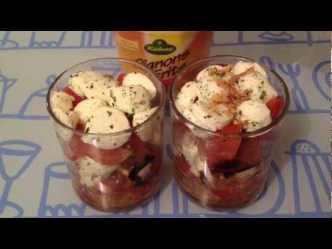 faire-des-verrines---apéritif-tomate-mozzarella