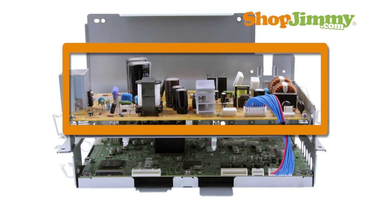 hight resolution of tv part number identification guide for mitsubishi power supply unit psu main boards youtube