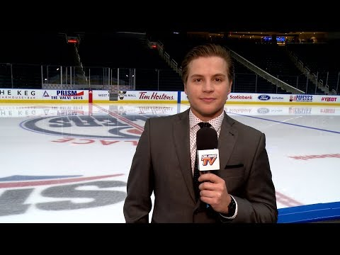 OILERS TODAY | Oilers vs. Jets Post-Game