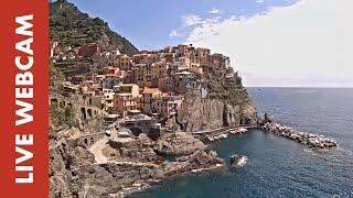 Preview of stream Webcam Live Manarola (SP) - Cinque Terre
