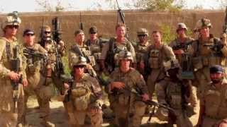 Marines of 1/6 Charlie co 3rd PLT Marjah Afghanistan Combat (ACTION PACKED)