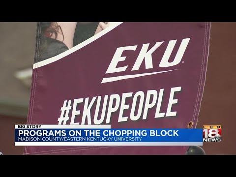 Programs On The Chopping Block