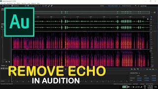 How to Remove Room Echo in Adobe Audition (PLUGIN)