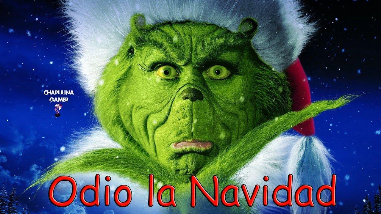 Creepypasta Grinch Odio La Navidad