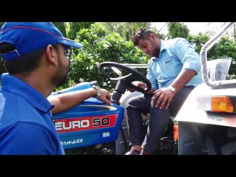 Powertrac Euro 50 Supermaxx - Hindi