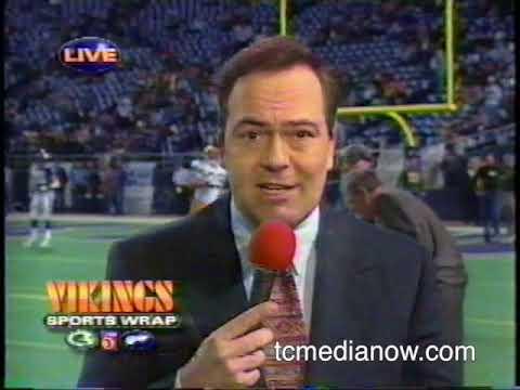 KSTP-TV Vikings vs Packers Pre-Game 1997