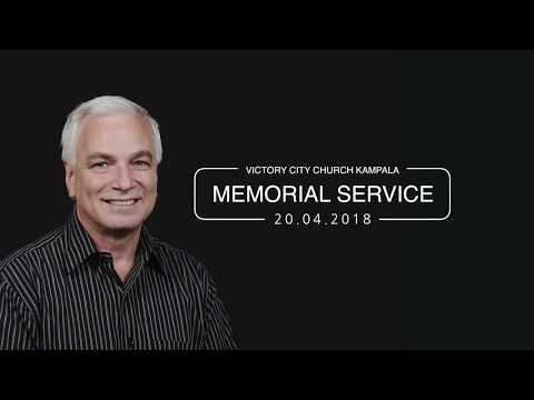 VCC Kampala Memorial Service For Rev. Dr. Rick Seaward