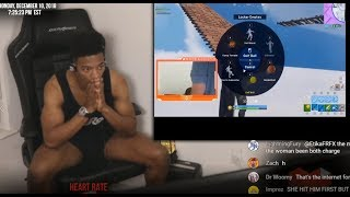 ETIKA REACTS TO FORTNITE STREAMER THAT BEAT HIS WIFE ON STREAM