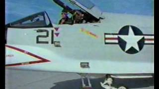 Vought F-8 Crusader vs. McDonnell Douglas F-4 Phantom II